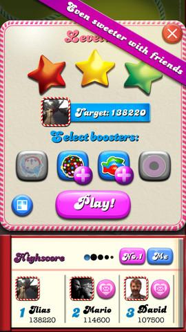 Candy Crush Saga ®