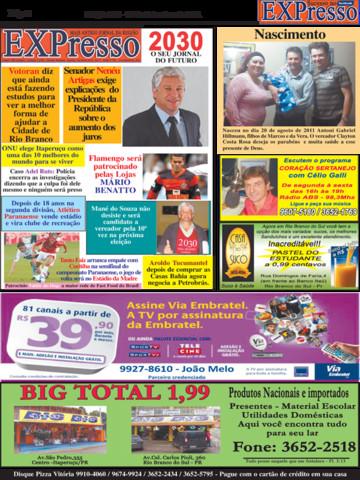 Revista expresso online