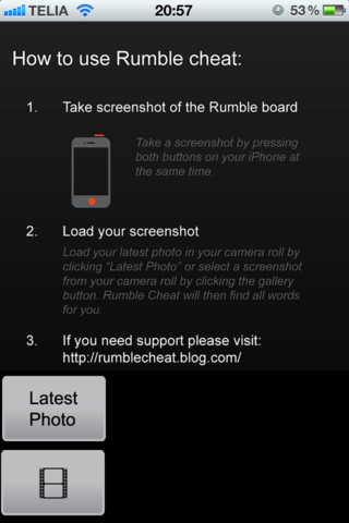 Cheat for Rumble