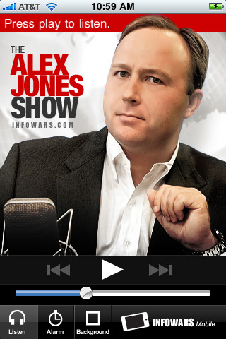 Alex Jones Radio 1.2