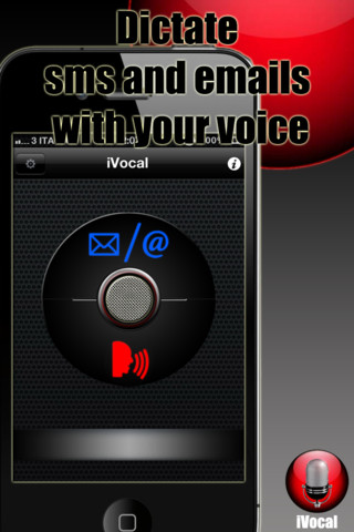 iVocal SMS-EMAIL