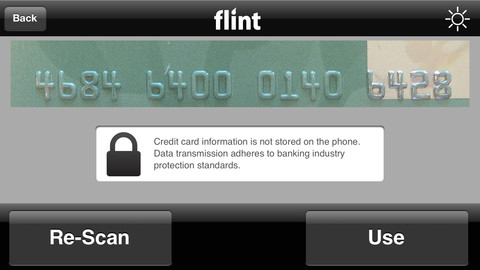 Flint Mobile Pay