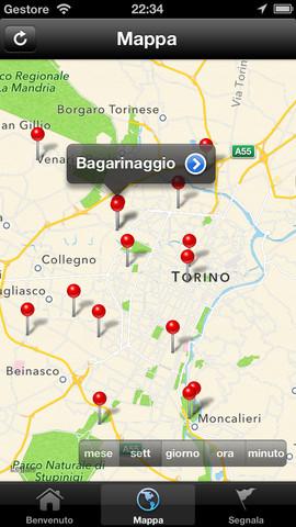 Petty Crime: Torino