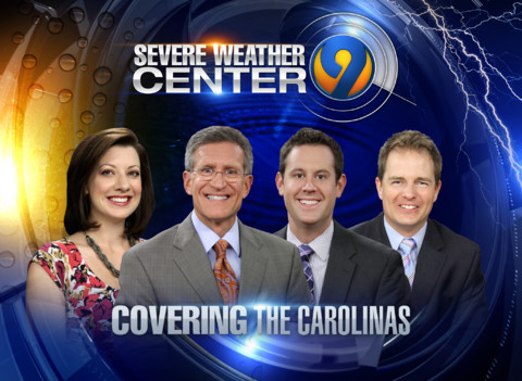 WSOC-TV Weather for iPad