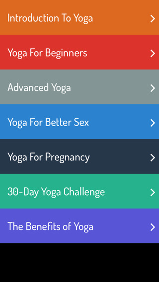 Yoga Guide - Exercise For Health, Fitness & Relaxation yoga