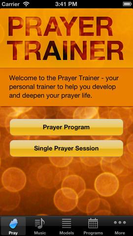 Prayer Trainer sailor s prayer