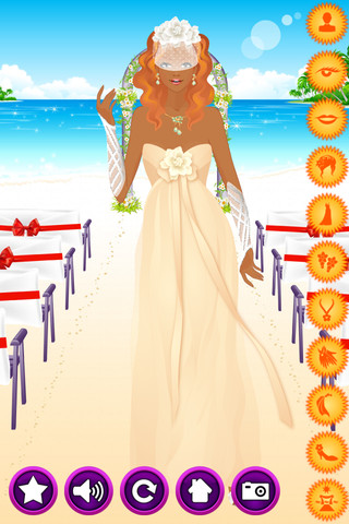 Play Wedding Dress Up And Make Up : Wedding Dress Designer Games Online For Free