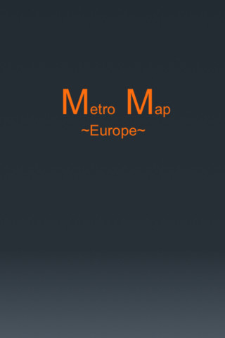 Metro Map Europe southeastern europe map