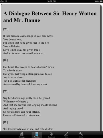 the life and works of john donne John stubbs shows how the iron-monger's son john donne forged a spiritual and poetic destiny in his study of the poet and his world, says andrew motion.