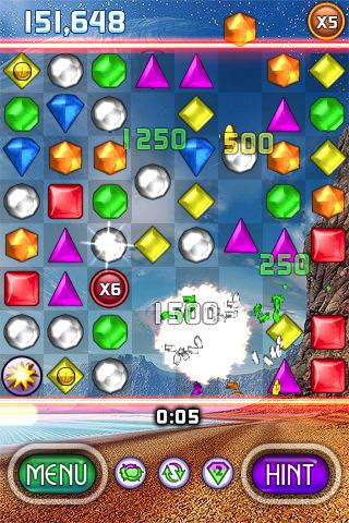 1624-2-bejeweled-2-blitz Bejeweled 2 + Blitz está grátis por alguma razão desconhecida