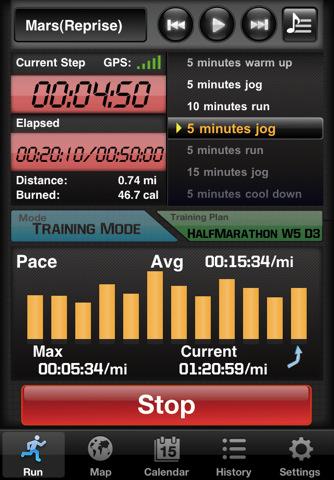 Run Training Pro