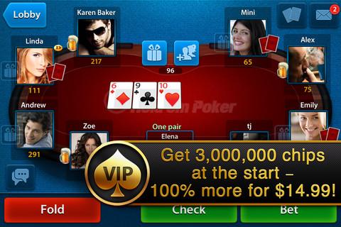 winner poker app