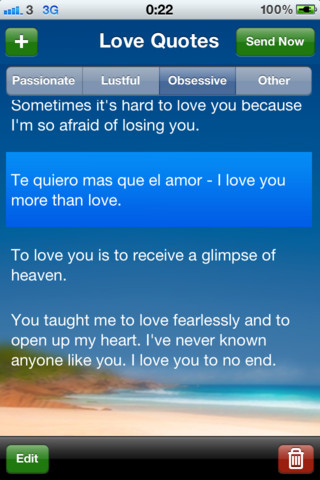 best love quotes app for ipad iphone reference appcolt
