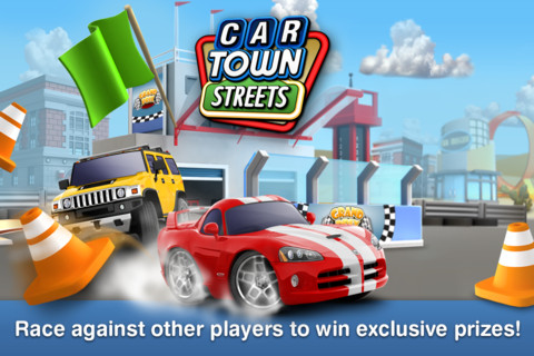 Car Town Streets