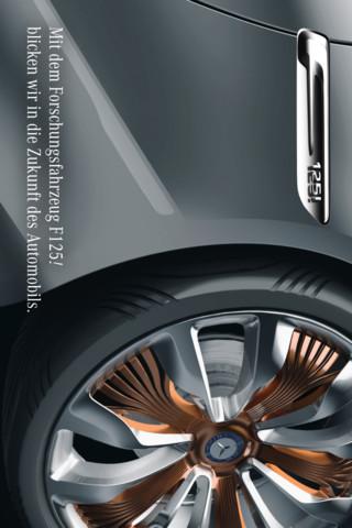Mercedes-Benz F125! mercedes benz m xico