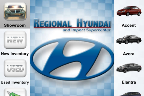 Regional Hyundai hyundai elantra