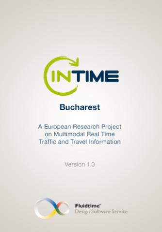 InTime Bucharest transport urban bucuresti