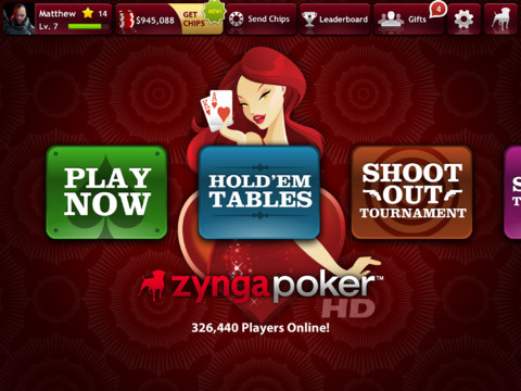 Poker HD by Zynga