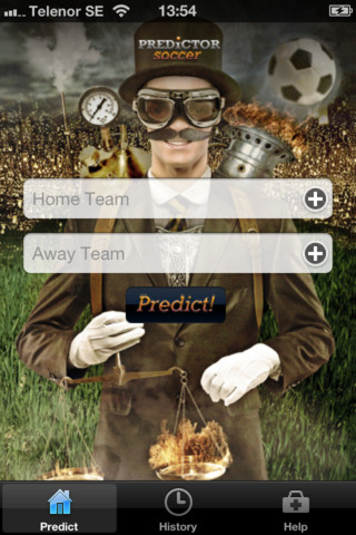 Predictor Soccer soccer predictions