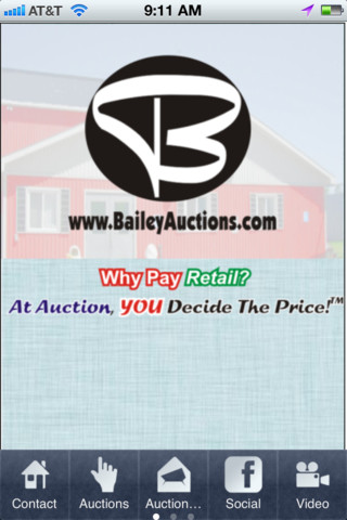 Bailey`s Auctions auctions international