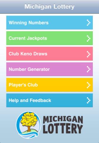 Michigan daily keno payouts