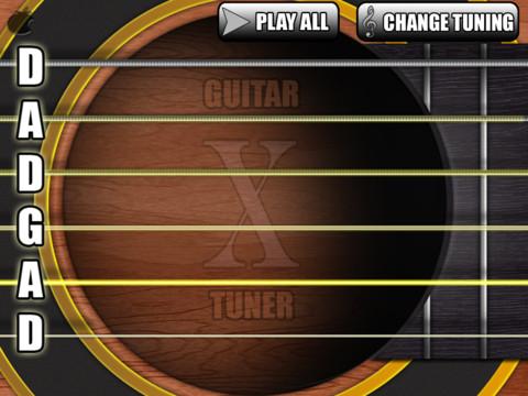 Guitar Tuner X HD