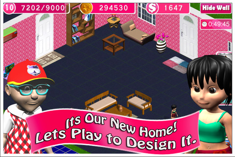 Designdream Home On Dream Home Design 1 0 App For Ipad Iphone Games App By  Arcade Part 92