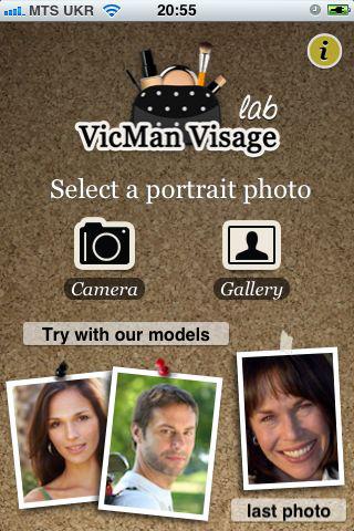 VicMan Visage Lab