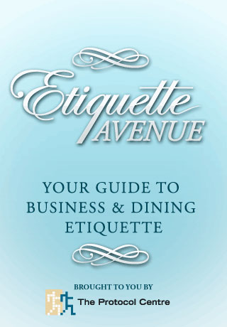 Etiquette Avenue etiquette for kids