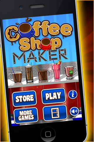 Coffee Shop Maker coffee shop