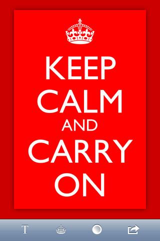 Keep Calm Creator