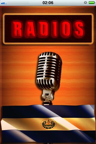 Radio El Salvador el salvador flag