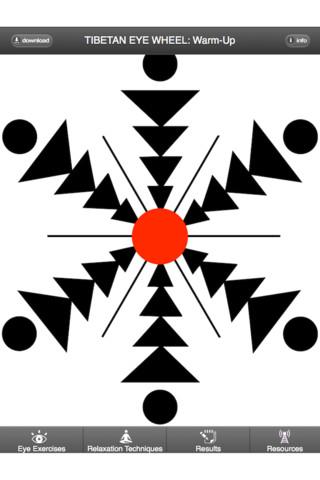 Publisher's description - Tibetan Eye Chart 2.0