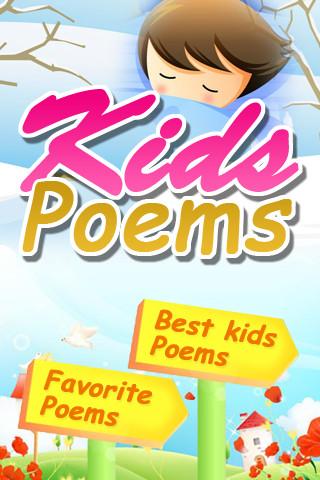 Help a Child Write a Poem
