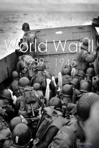A history of world war two from 1939 to 1945