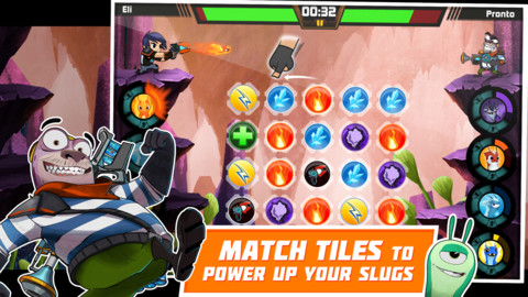 Slugterra: Slug It Out! 1.0