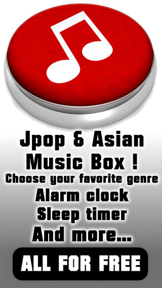 Japanese & Asian Free music player - Listen to Jpop , JRock, Anime and Asian songs with no limits best asian music