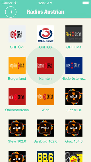 Radios Austrian : Austrian Radios include many Austrian Radio, Radio Austrian ! austrian air