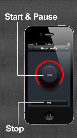 RecorderHQ