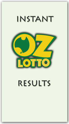 oz lotto draw 1321 - photo #33