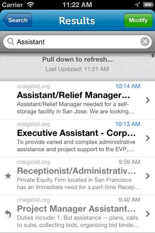 Proven Job Search