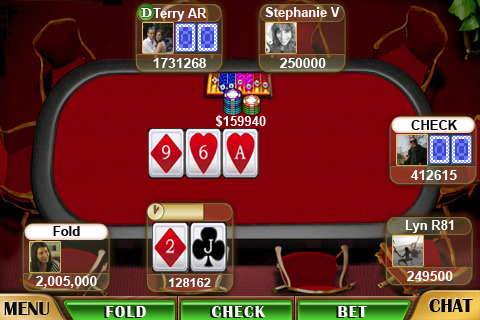 Texas Holdem Iphone App - SSB Shop