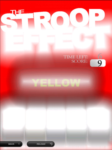 the stroop effect and relation to selective attention The 'stroop effect' was named after john ridley stroop who discovered this  occurrence  he then compared the naming of colours for a list of solid colour  squares with  the second theory was called - selective attention theory:  interference.