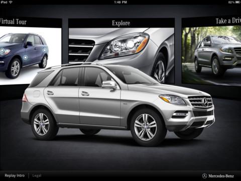 Mercedes-Benz 2012 M mercedes benz m xico