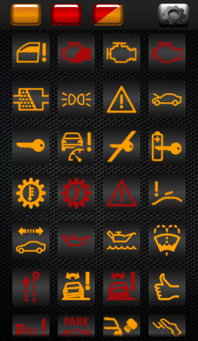 Bmw Warning Lamps App For Ipad Iphone Utilities