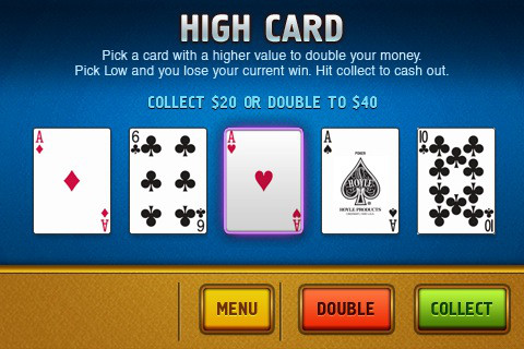 5 card draw ipad