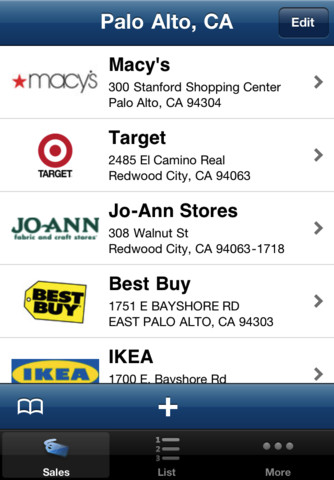 Weekly (for iPhone) officemax