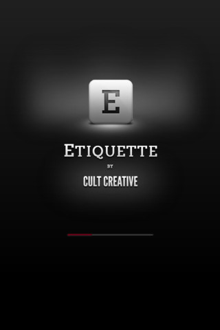 The Etiquette App etiquette for kids