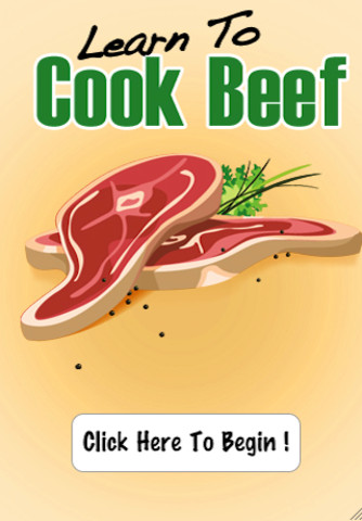 Learn To Cook Beef beef