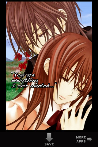 anime love quotes app for ipad iphone entertainment